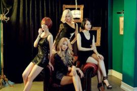 セクシーグループI-REN(아이렌) 、19禁の『butt』でいつのまにやらデビュー。