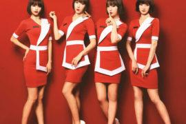 GIRLS GIRLS(여자여자)が2ndシングル『JUICY SECRET』をリリース。