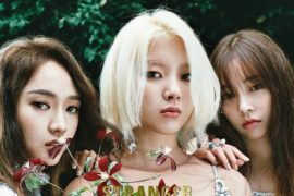 LADIES` CODE(레이디스 코드)治癒3部作の2作目、『STRANG3R』をリリース。