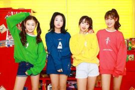 全員14歳の中学生グループ、SUPA(슈파)が『Sweet Girl』でデビュー!