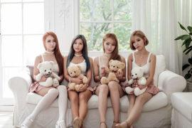 セクシーグループ、Holly Queen(할리퀸)、『Closer』でデビュー。