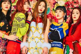 Red Velvet (레드벨벳)、ミニアルバム『Rookie』リリース