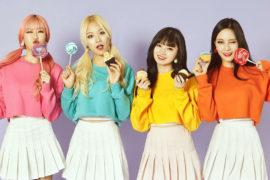 4人組、AWESOME(어썸)がシングル『Topping Girl』でデビュー。