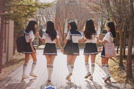 2017 アイドル学校 中間試験